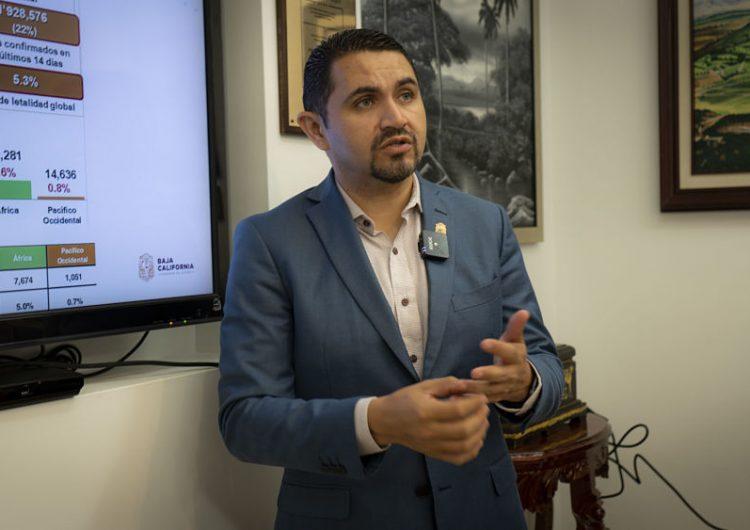 Aumentan casos activos de COVID-19 en Ensenada