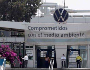 Volkswagen arrancará con 25 % de su plantilla laboral