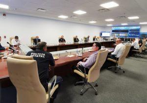 Avanza puesta en marcha del complejo de seguridad pública C-5 en Aguascalientes