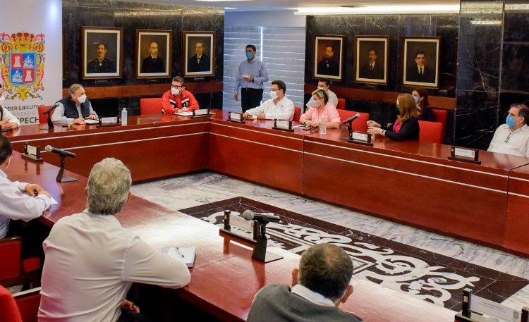 Campeche reactiva su economía la próxima semana