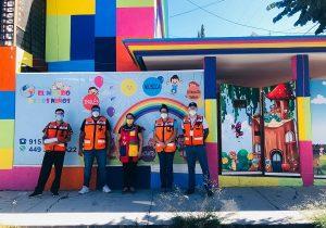 Supervisa Guardia Sanitaria protocolos de reapertura en estancias infantiles