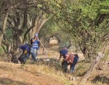 Realizan jornada participativa de limpieza en  Jesús María