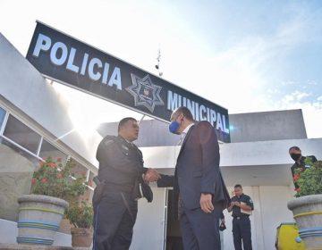 Reconocen desempeño de la Policía Municipal de Jesús María