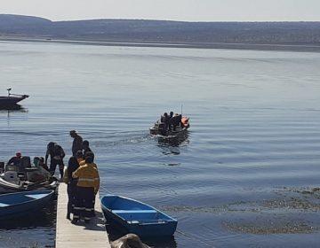 Localizan cuerpo de kayakista en la presa Calles