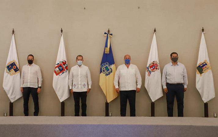 Diseñan gobernadores de la alianza Centro-Bajío plan de reactivación económica