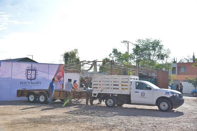 Dotan de equipamiento a área de Servicios Públicos en Jesús María