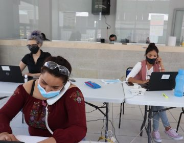 Hasta 300 llamadas diarias recibe el call center de Covid-19 del ISSEA