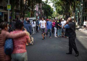 Se registra sismo de magnitud 7.5 en México
