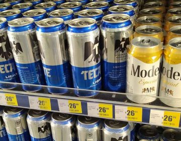 Ya hay cerveza en Puebla