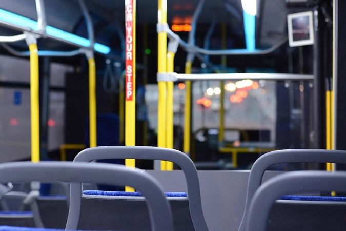 A un 40% reactivación del transporte de personal en Aguascalientes