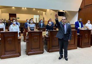 Nombra Congreso Estatal a fiscal electoral de Aguascalientes