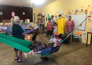 CONAFE  llega a donde nadie más se atreve, habilita albergues en zonas rurales yucatecas