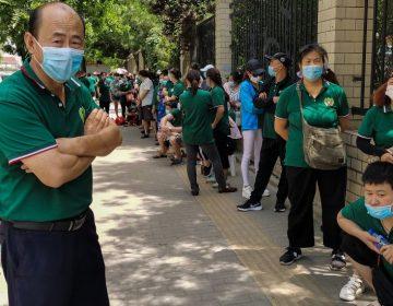 """El repunte de casos de COVID-19 en Pekín es """"extremadamente grave"""""""