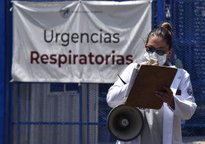 México supera los 100,000 casos de COVID-19; registra 11,729 muertes