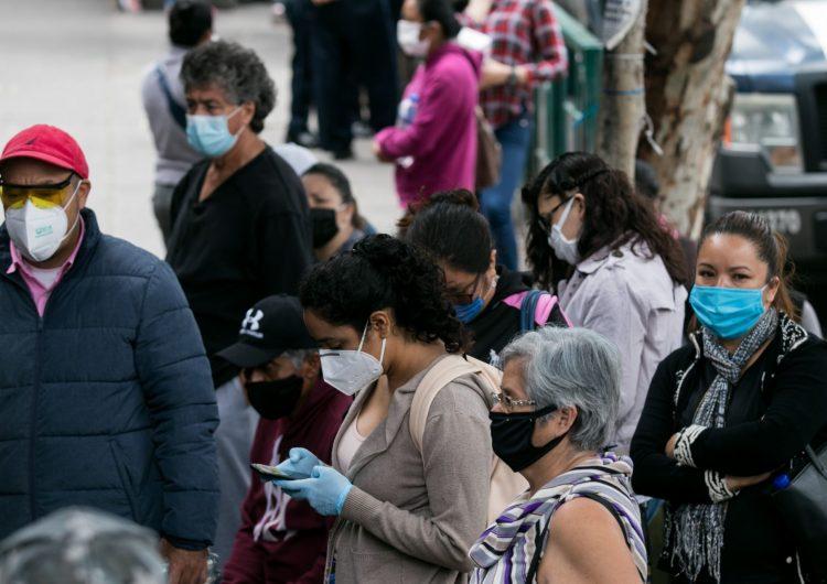 Salud registra más de 120,000 casos y 14,000 muertos por COVID-19 en México