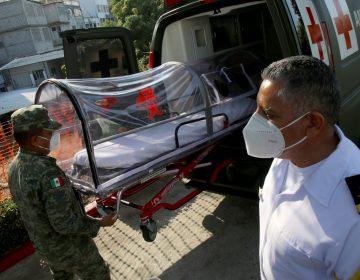 México suma 4,442 contagios y confirma 816 decesos a causa del COVID-19