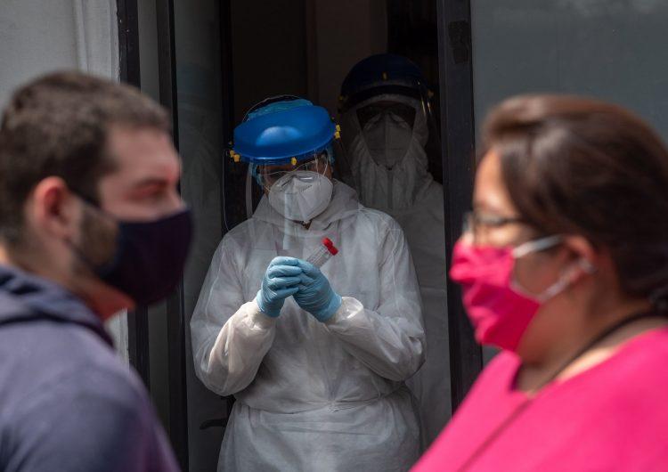 México rebasa los 175 mil casos confirmados de COVID; van 20 mil 781 muertos