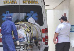México confirma 6,288 casos de COVID-19; registra 584 muertes de profesionales de la salud