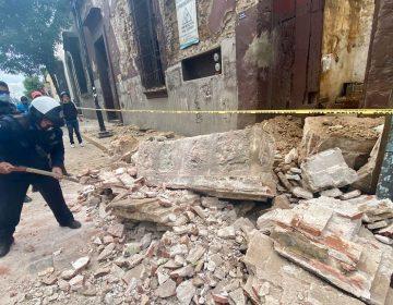"""Fuerte sismo sacude México: hay diez personas fallecidas y """"daños menores"""" en CDMX y Oaxaca"""