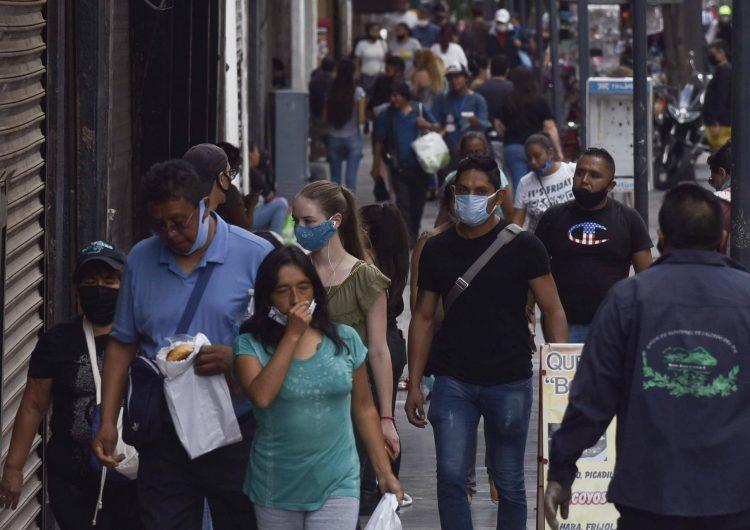 México supera las 27,000 muertes por COVID-19; hay más de 23,000 casos activos