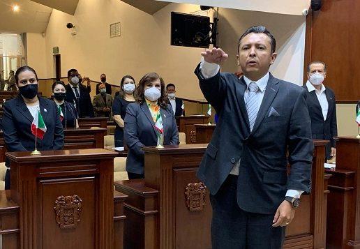 Nombra Congreso del Estado a auditor superior del OSFAGS