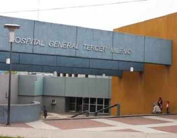 Alistan reconversión de Hospital Tercer Milenio como Centro Covid