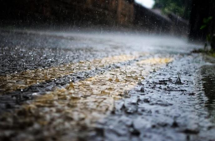 En una noche llovió más del 10% del promedio anual de Aguascalientes