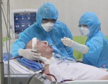 El extraordinario caso del británico que pasó 68 días conectado a un respirador en Vietnam