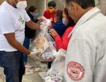 Entrega Cosmopolitan Group donativo a organizaciones civiles en apoyo por contingencia