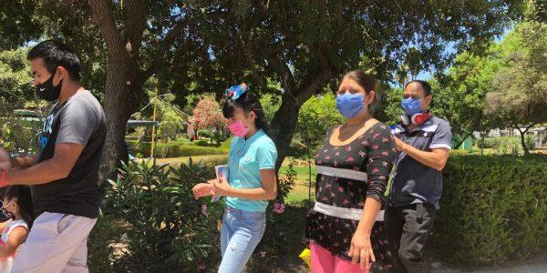 Asisten 6 mil personas a parques de Tijuana