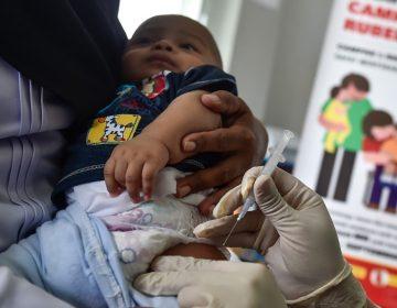 La OMS y UNICEF alertan sobre la disminución de vacunación en los niños a consecuencia de la pandemia