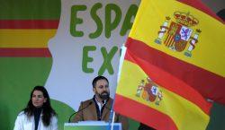 Líder del partido español Vox copia parte de un discurso…