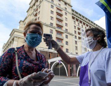Rusia completa primeras pruebas de vacunas contra el coronavirus en seres humanos