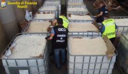Policía de Italia hace la incautación más grande de anfetaminas…