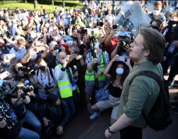 Activistas protestan contra referéndum para que Putin gobierne hasta 2036