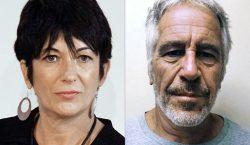 Ghislaine Maxwell, exnovia de Epstein, pide su libertad a cambio…