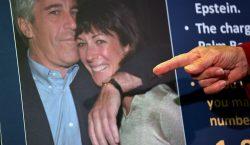 GhislaineMaxwell, involucrada en el caso Epstein, se declara no culpable;…