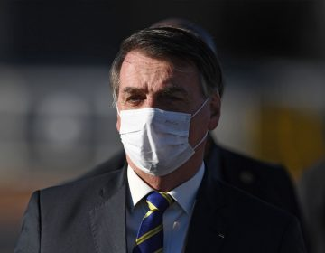 Jair Bolsonaro se somete a prueba de COVID-19, tras presentar síntomas
