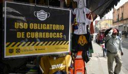 México registra más de 32,000 muertes por la pandemia de…
