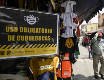 México registra más de 32,000 muertes por la pandemia de COVID-19