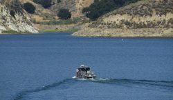Confirman que el cuerpo hallado en el lago Piru pertenece…