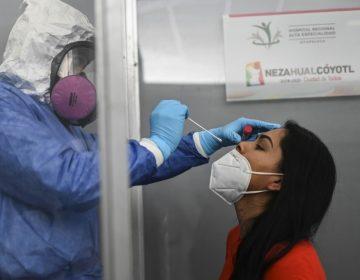 México registra más de 36,000 muertos por COVID-19; hay 29,329 casos activos