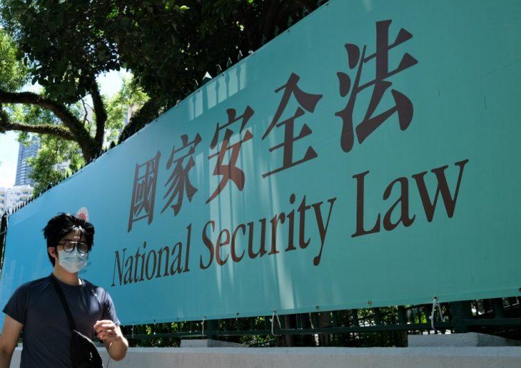 Trump anuncia sanciones contra China y una orden ejecutiva que pone fin al trato preferencial de Hong Kong