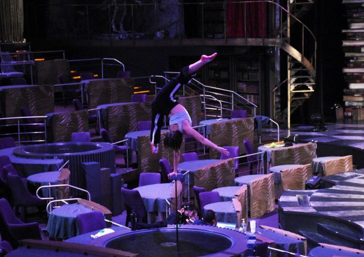 El Cirque du Soleil reinicia actividades en México pese a pandemia y crisis
