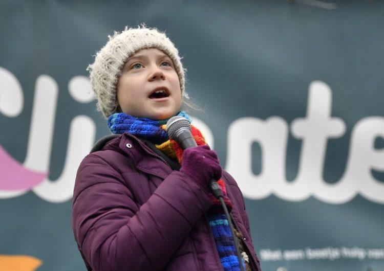 Greta Thunberg donará más de un millón de dólares para combatir la crisis climática