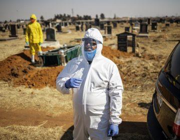 África supera los 750,000 casos; Sudáfrica tiene más de la mitad de contagios