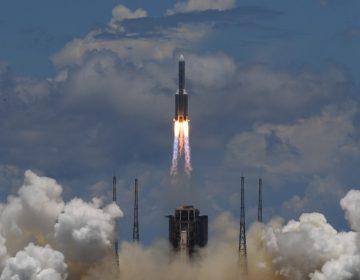 """Por la """"conquista"""" de Marte: China lanza con éxito su misión """"Tianwen-1"""""""