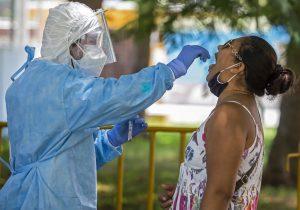 Con 7,208 contagios confirmados, México supera los 400,000 casos de COVID-19
