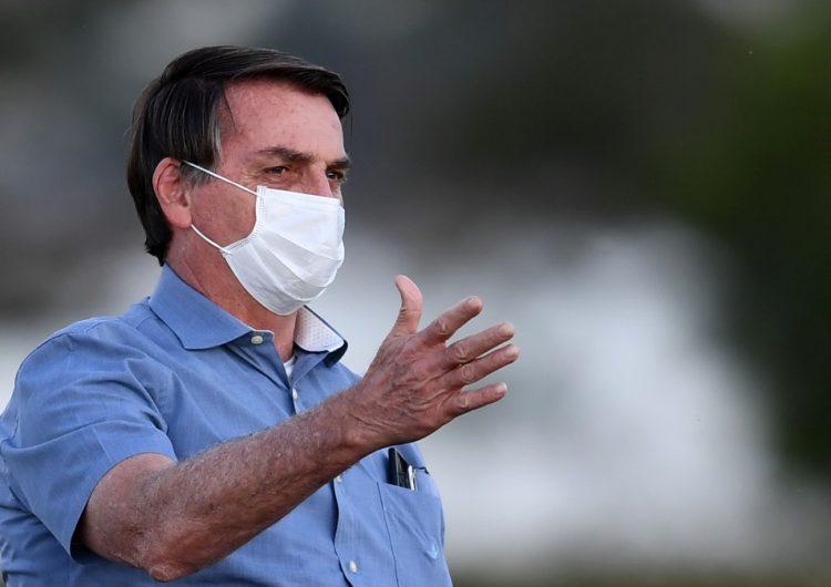 Bolsonaro anuncia que da negativo en su última prueba de COVID-19