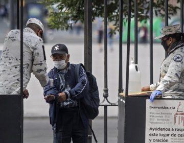 México confirma 8,458 casos de COVID, nuevo máximo en 24 horas